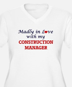 Madly in love with my Constructi Plus Size T-Shirt