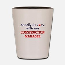 Madly in love with my Construction Mana Shot Glass
