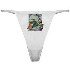 Unique Mayflower Classic Thong