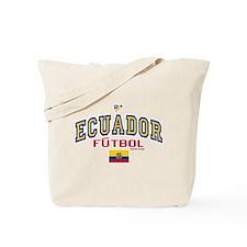 Ecuador Futbol/Soccer Tote Bag