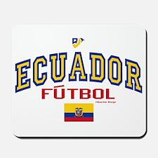 Ecuador Futbol/Soccer Mousepad