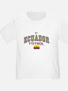 Ecuador Futbol/Soccer T