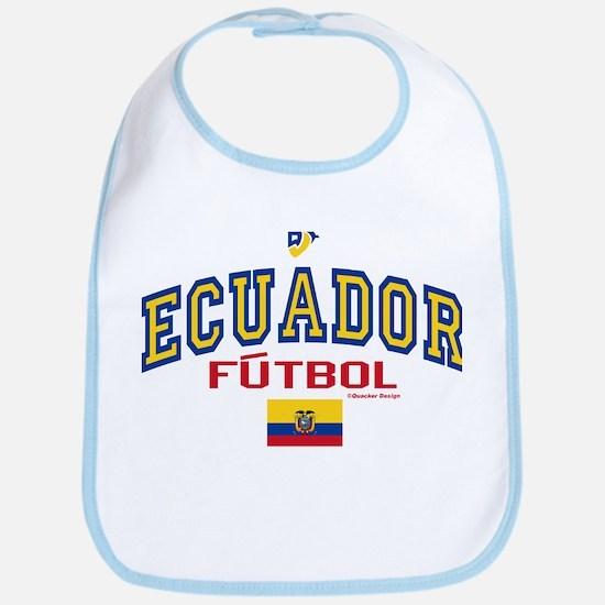 Ecuador Futbol/Soccer Bib