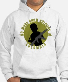 Colombian Child Soldier Hoodie