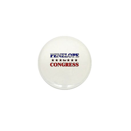 PENELOPE for congress Mini Button (10 pack)