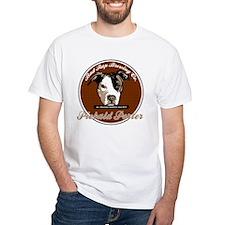 Piebald Porter White T-Shirt