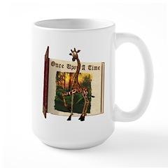 Gerri Girrafe Large Mug