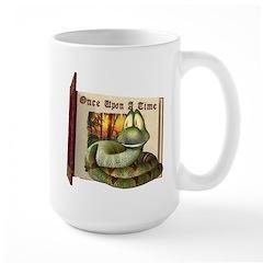 Asp N. Snake Large Mug