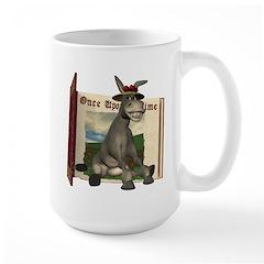 Daisy Donkey Large Mug