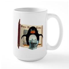 Pongo Penguin Large Mug