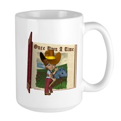 Cowgirl Kit Mug