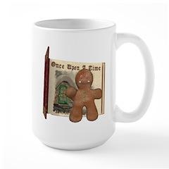 The Gingerbread Man Mug