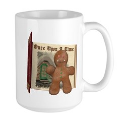 The Gingerbread Man Mug