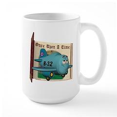 Emotiplane Mug