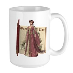 Cinderella Large Mug