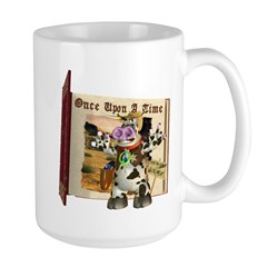 Billy Bull Large Mug