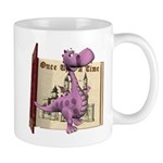 Dusty Dragon Mug