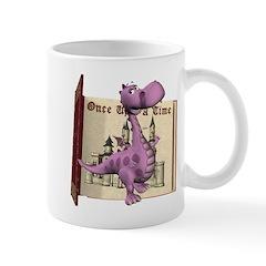 Dusty Dragon Mug