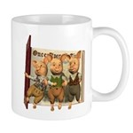 Three Little Pigs Mug