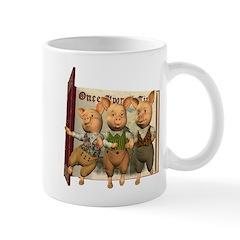 Three Little Pigs Mug