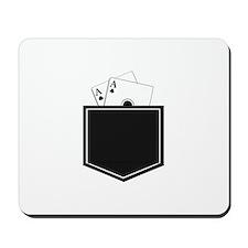 Pocket Aces Mousepad
