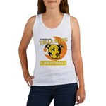 Yella Dawg Sarsaparilla Women's Tank Top