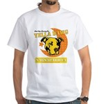 Yella Dawg Sarsaparilla White T-Shirt