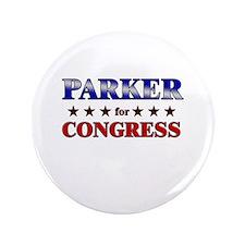"PARKER for congress 3.5"" Button"