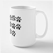 My Bengal Walks All Over Me Mug