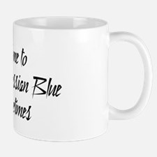 Wife or Russian Blue Mug