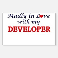 Madly in love with my Developer Decal