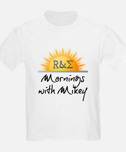 Mornings With Mikey T-Shirt