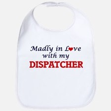 Madly in love with my Dispatcher Bib