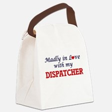 Madly in love with my Dispatcher Canvas Lunch Bag