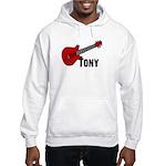 Guitar - Tony Hooded Sweatshirt