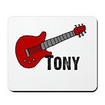Guitar - Tony Mousepad