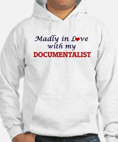 Madly in love with my Documental Hoodie