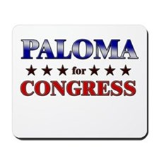 PALOMA for congress Mousepad