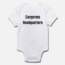 Corporate Headquarters Infant Bodysuit