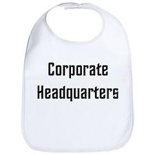 Corporate Headquarters Bib