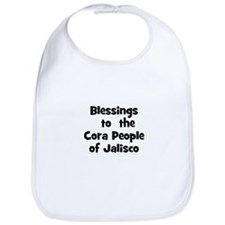 Blessings  to  the  Cora Peop Bib