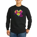 Spoiled - so what? Long Sleeve Dark T-Shirt