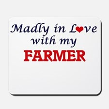 Madly in love with my Farmer Mousepad