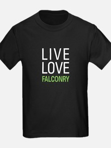 Live Love Falconry T