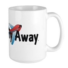 Time to Fly Away Mug