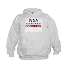 NYA for congress Hoodie