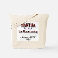 Martha Homecoming Tote Bag