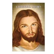 Liberal Jew Postcards (Package of 8)
