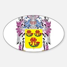 Hunter Coat of Arms (Family Crest) Decal