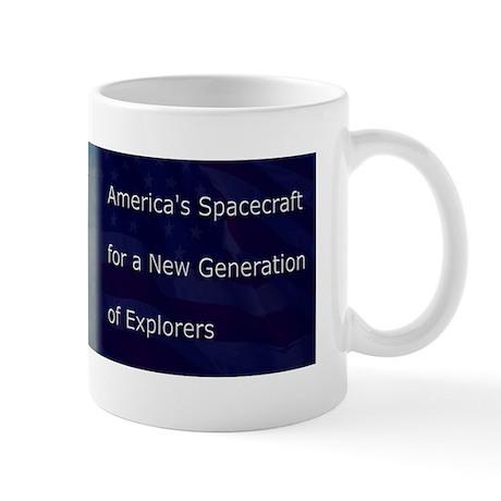OrionSpacecraft.com Mug